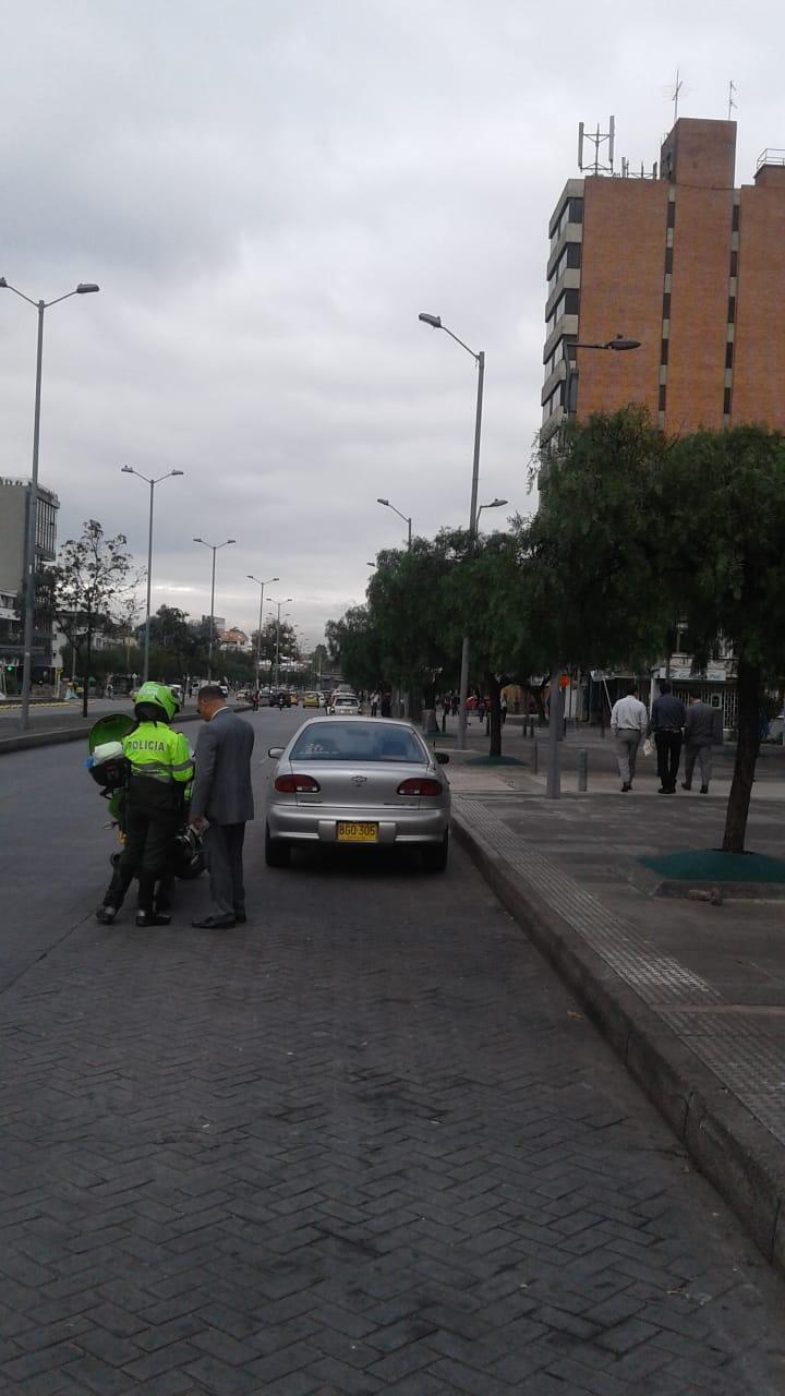 Cale 85 (Norte de Bogotá)