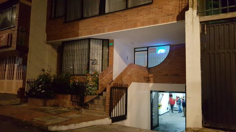 Edificio fue evacuado por fuga de gasolina