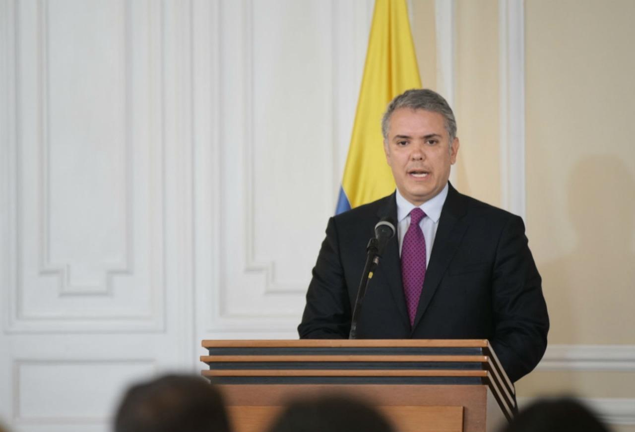 Iván Duque ya cumple 100 días en la Presidencia de la República.
