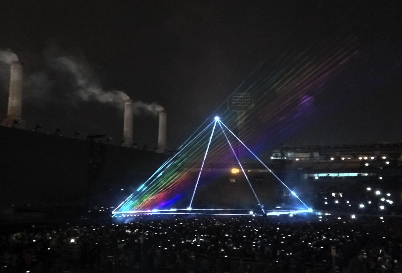 Concierto de Roger Waters en Bogotá, Colombia