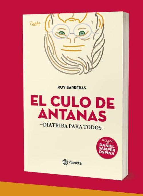 Nuevo libro de Roy Barreras