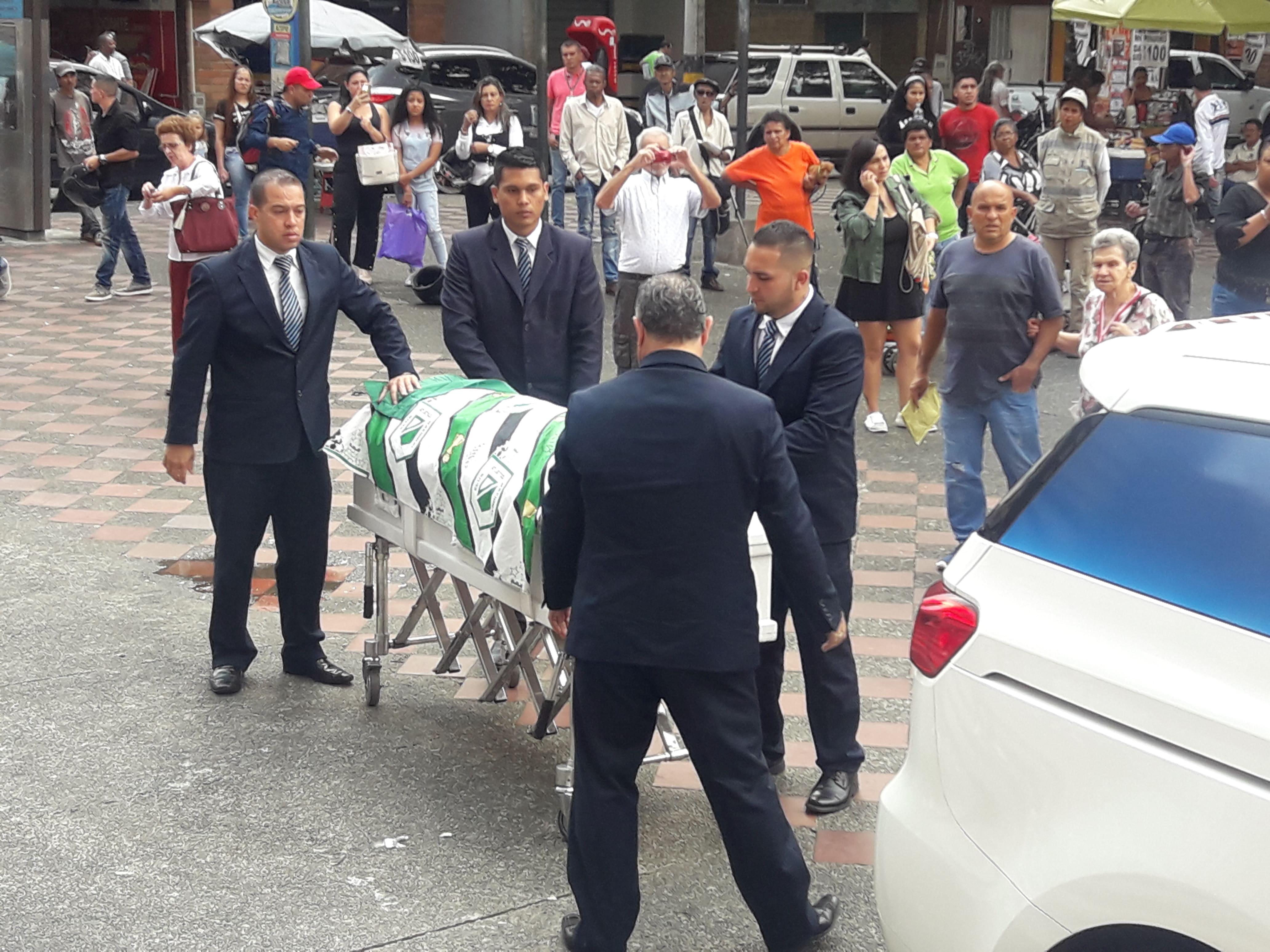 Despidieron a los tres jóvenes asesinados en la Comuna 13.