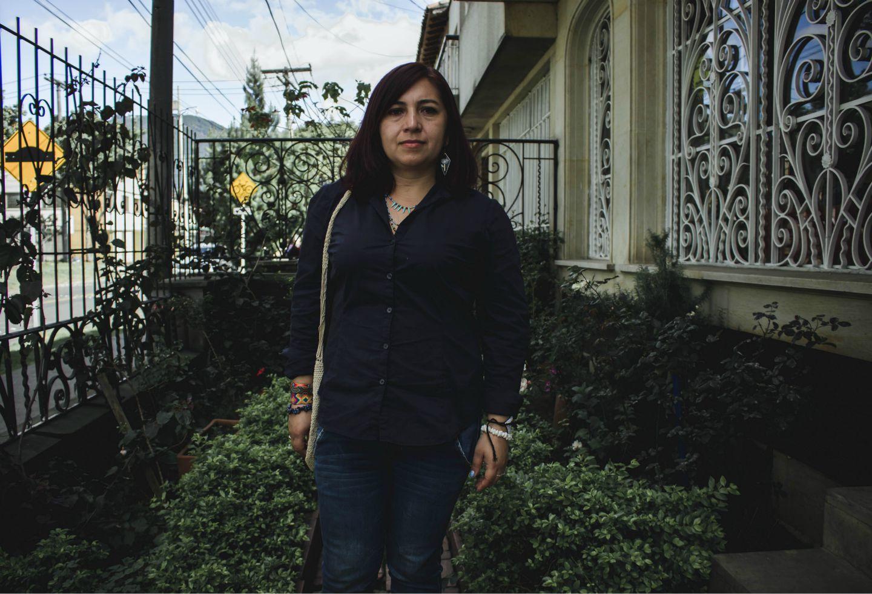 Isabela Sanroque cuenta cómo era la navidad en las Farc.