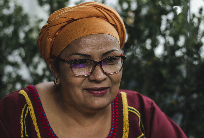 Victoria Sandino, congresista Farc