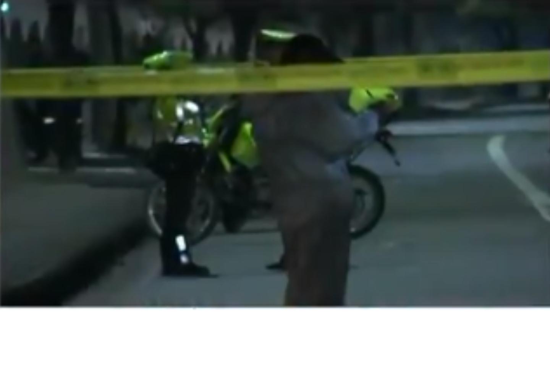 hay un capturado por el insólito accidente de tránsito en Transmilenio