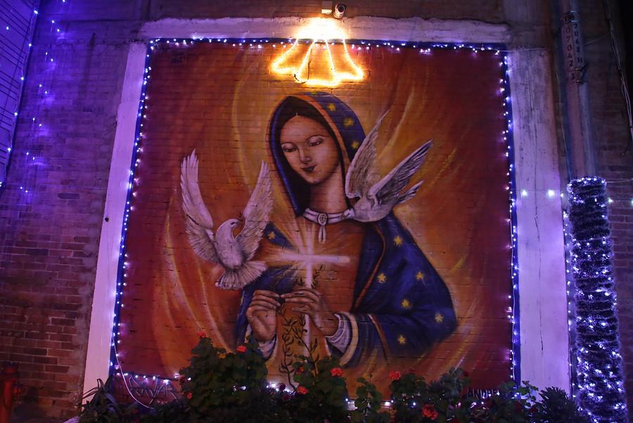 Día de la Inmaculada Concepción de la Virgen María