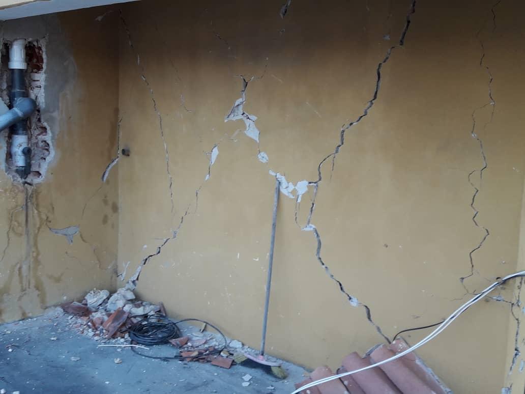 Afectaciones sismo Venezuela