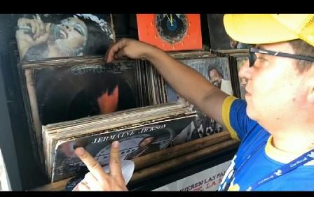Hasta en un millón de pesos se compran los discos de 45, 33 y 78 revoluciones.