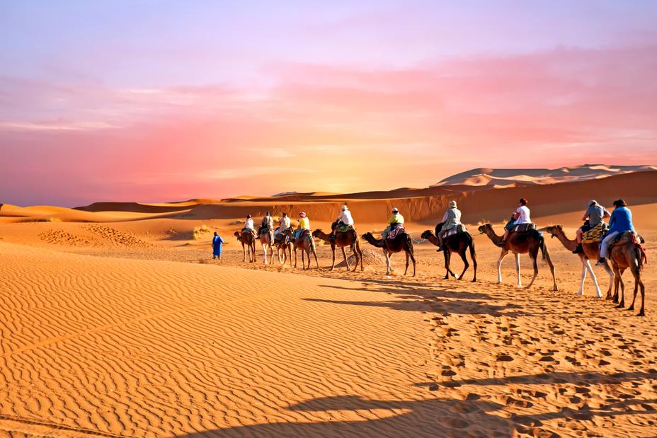 ¿Por qué no conocer un desierto del mundo?
