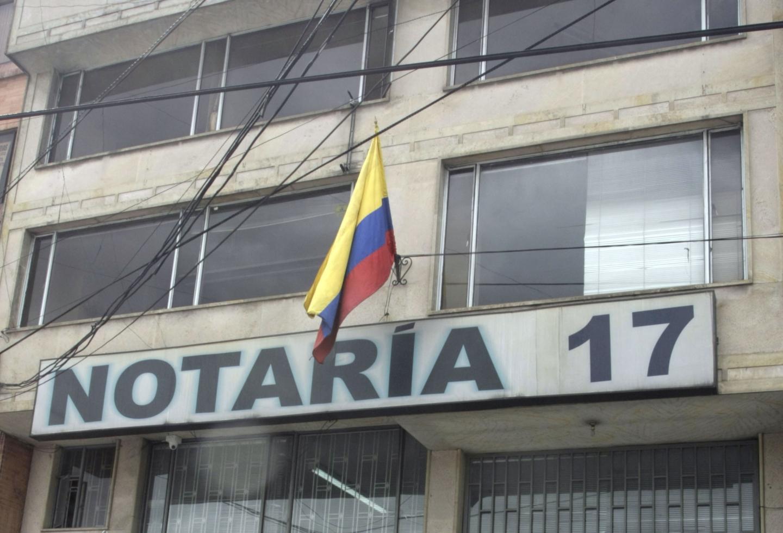 Notarías en Colombia cobrarán un 6% más por sus servicios.