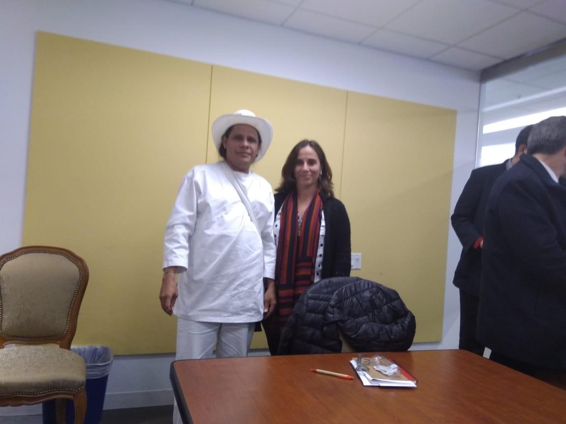 Comisión Interamericana de Derechos Humanos, protege a los wiwas