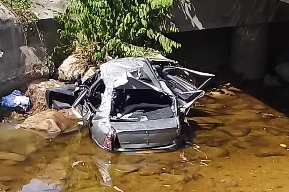 Cuatro mujeres murieron en accidente en el Cesar