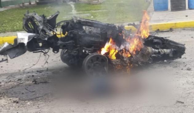 Un nuevo balance adelantado por las autoridades estableció que son cinco los santandereanos que fallecieron en el atentado terrorista