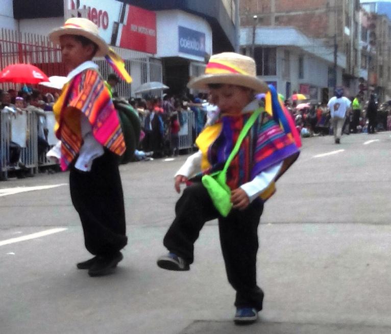 Los niños y niñas se tomaran la senda del Carnaval con el Carnavalito.