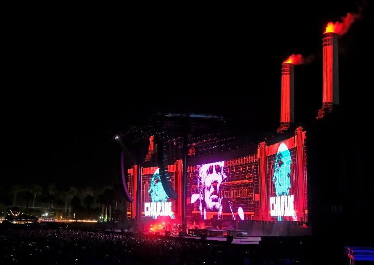 Roger Waters hizo una vehemente crítica a Donald Trump en sus conciertos de 2018 durante las canciones 'Dogs' y 'Pigs'