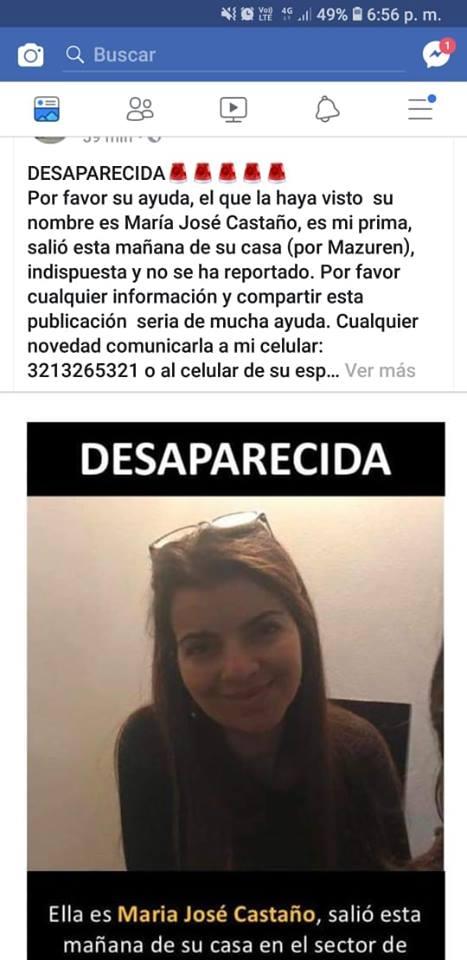 Maria José Castaño Serna