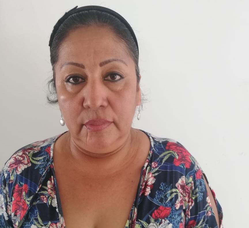 Leonarda Camara Pizango, alias 'La Trigresa' o la 'Madame' del Amazonas