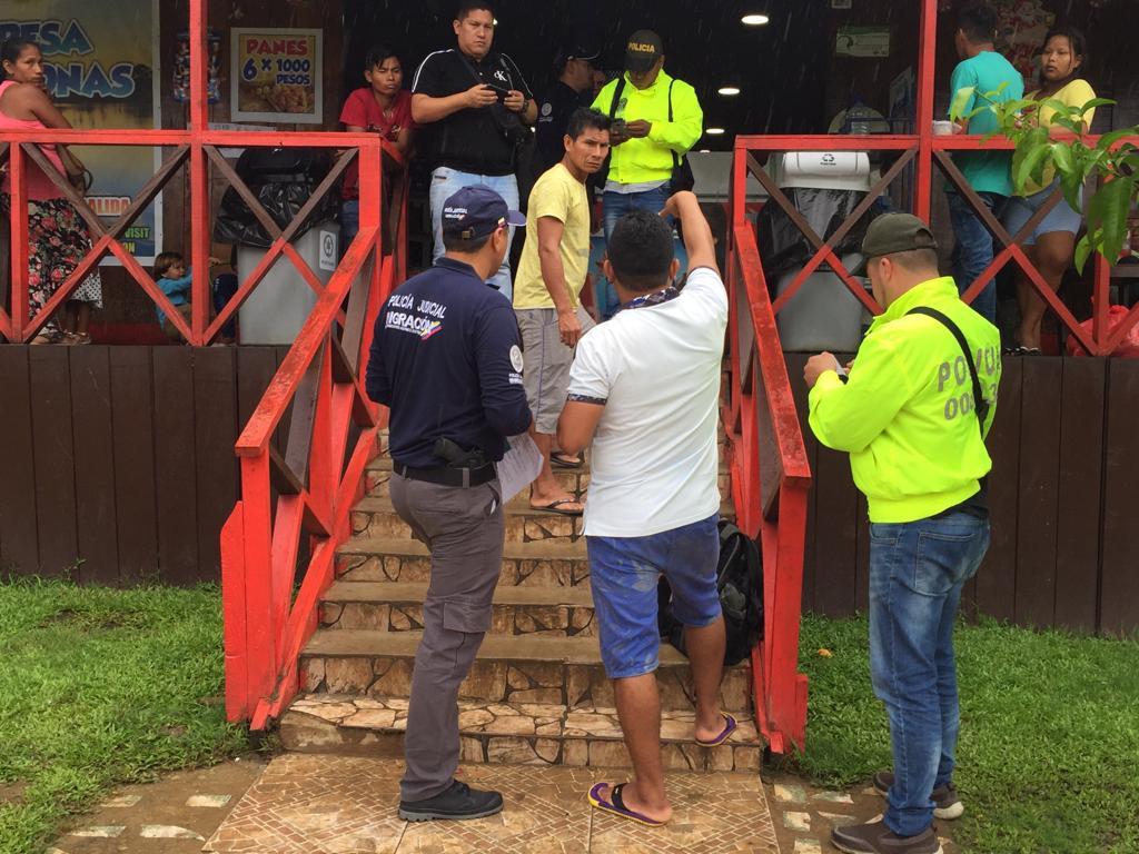 Operativos en el Amazonas, donde cayó alias la 'Madame' o la 'Tigresa'