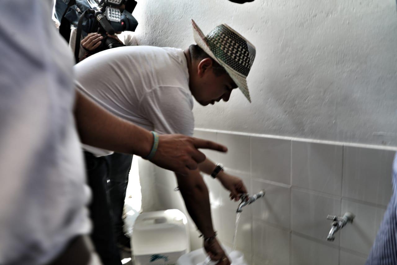 Habitantes de Manaure tienen acceso a Agua Potable