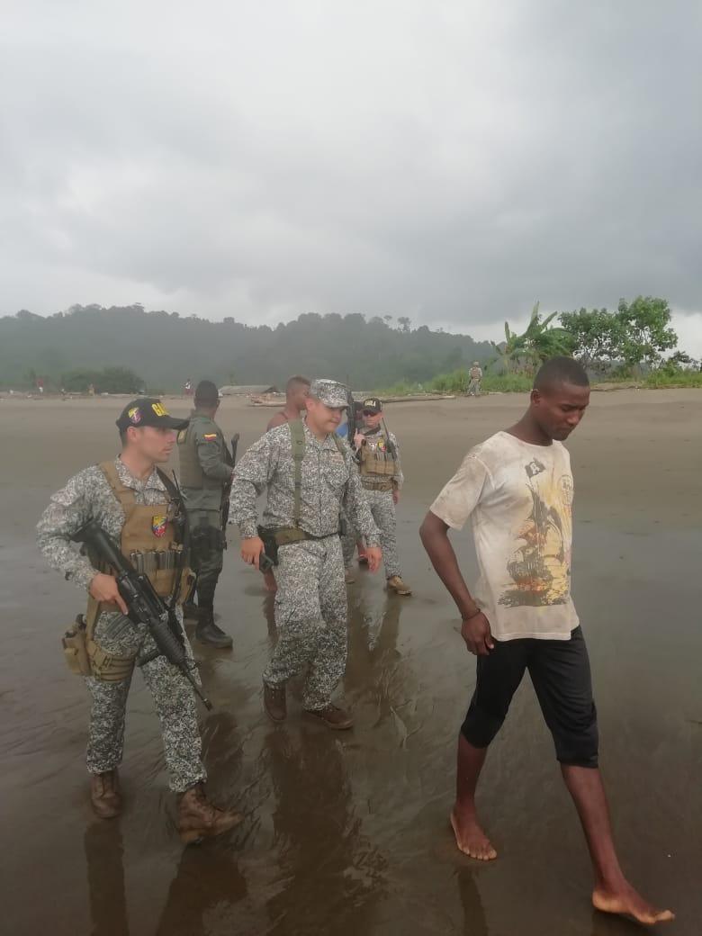 En libertad los 3 hermanos secuestrados por el Clan del Golfo en Nuquí, Chocó