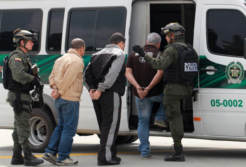 Narcotraficantes deportados de EE UU : 'Mueble fino', en