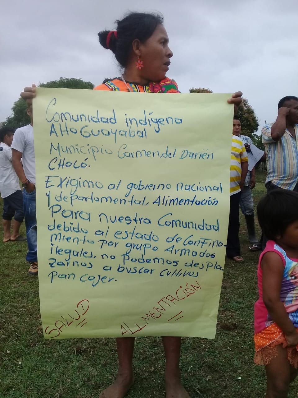 Defensoría corrabora que son 8 y no 2 los niños muertos por malaria y combates en Chocó