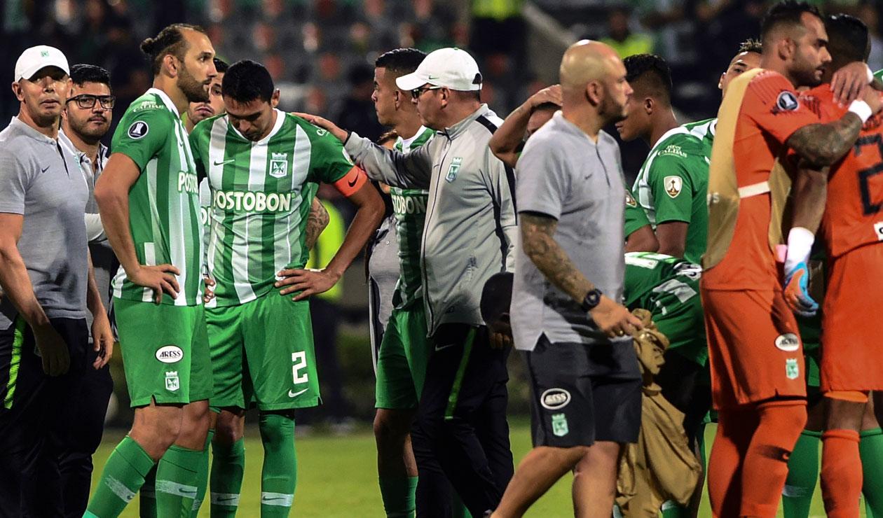 Atl U00e9tico Nacional Eliminado En Copa Libertadores RCN Radio