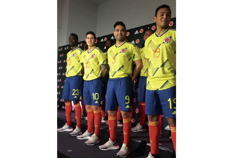 Nueva Camiseta De Colombia 2019 Detail: Revelados Los Precios De La Nueva Camiseta De La Selección