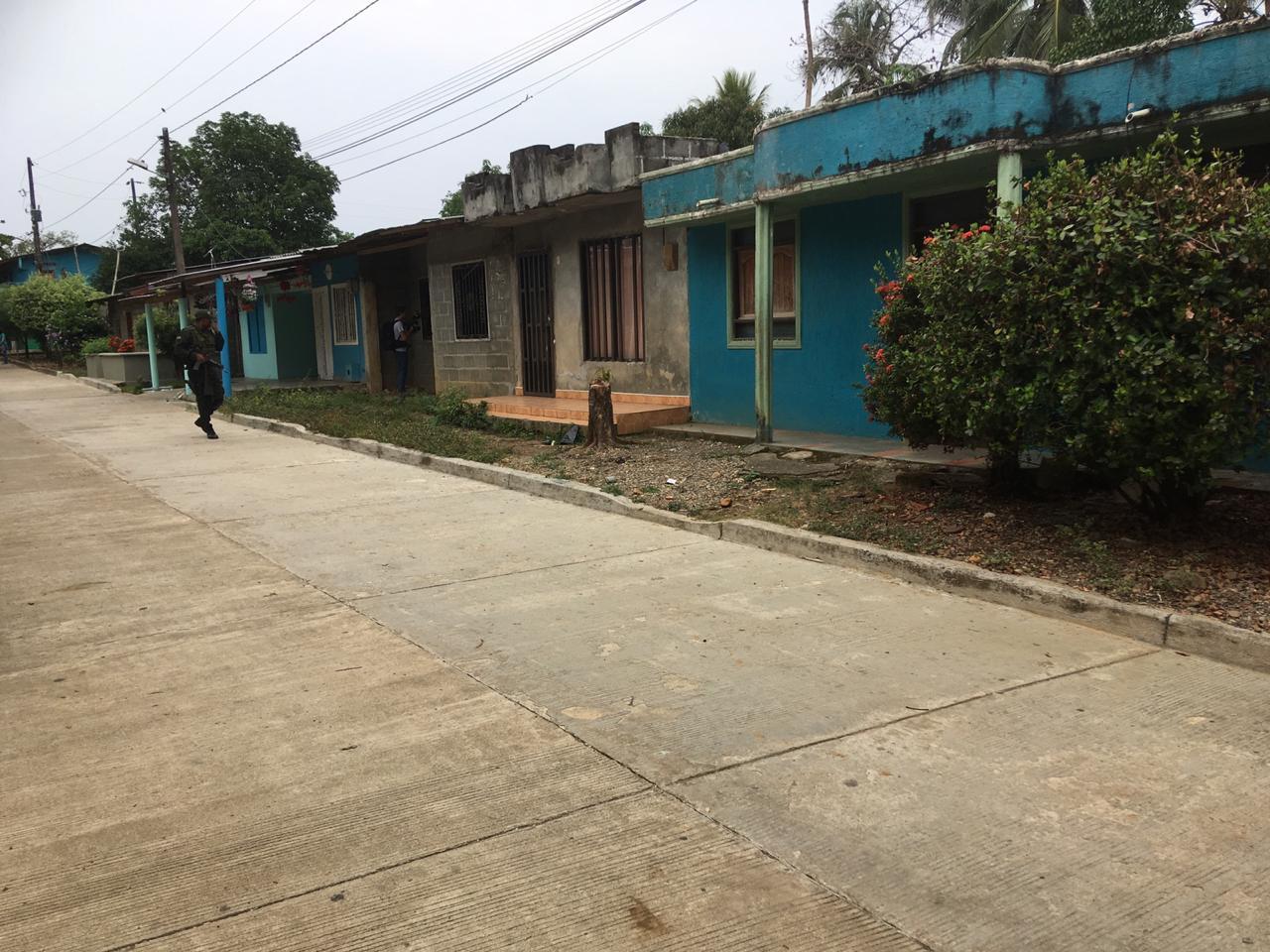 Cáceres, en el Bajo Cauca Antioqueño, tiene comercios y viviendas abandonadas