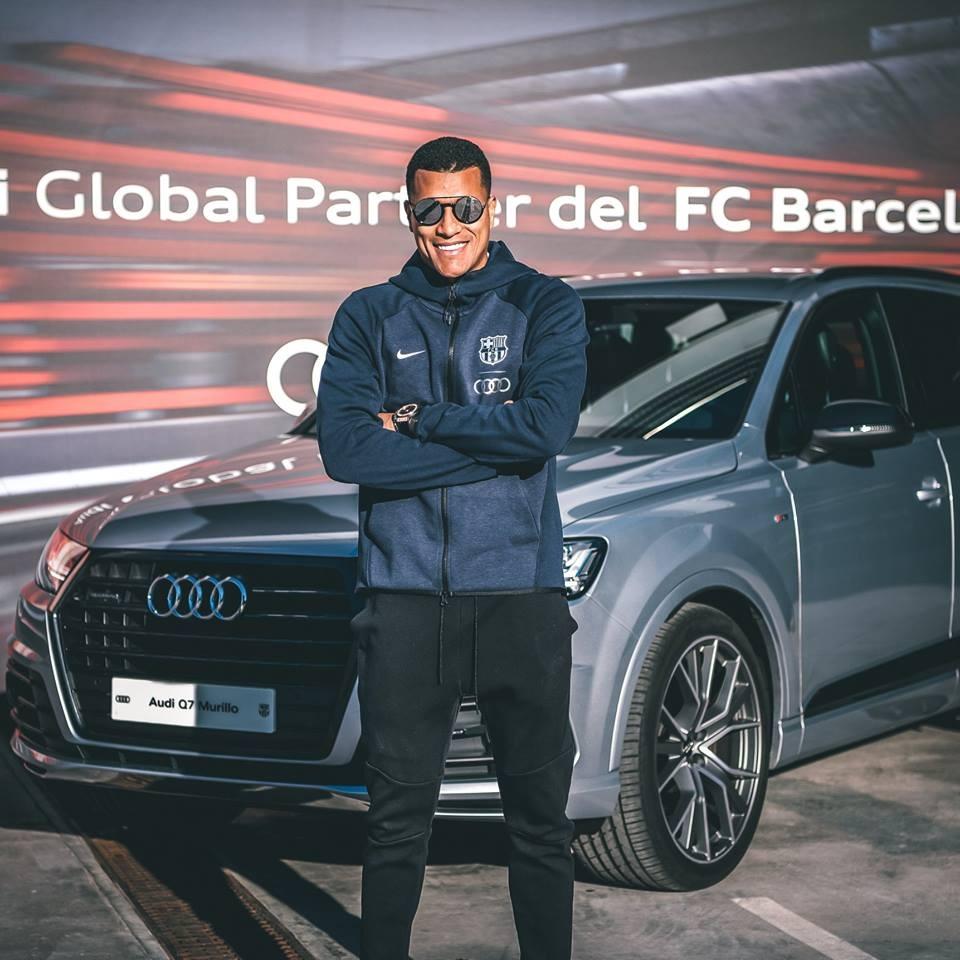 Barcelona no hará uso de la opción de compra — Jeison Murillo