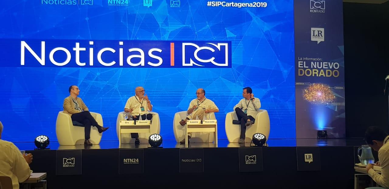En cierre de la reunión la Sociedad Interamericana de Prensa, se instó a los periodistas a luchar contra las Fake News.