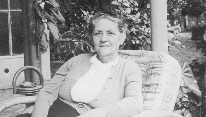 Flora Angulo, mamá de Fernando Botero