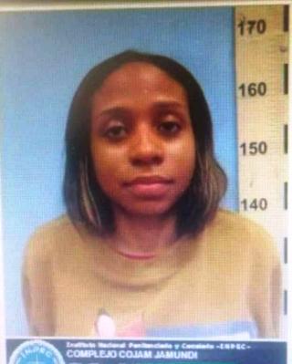 Se revela una fotografía de Jenny Ambuila Ocoró, en su permanencia en la cárcel de Jamundí (Valle)