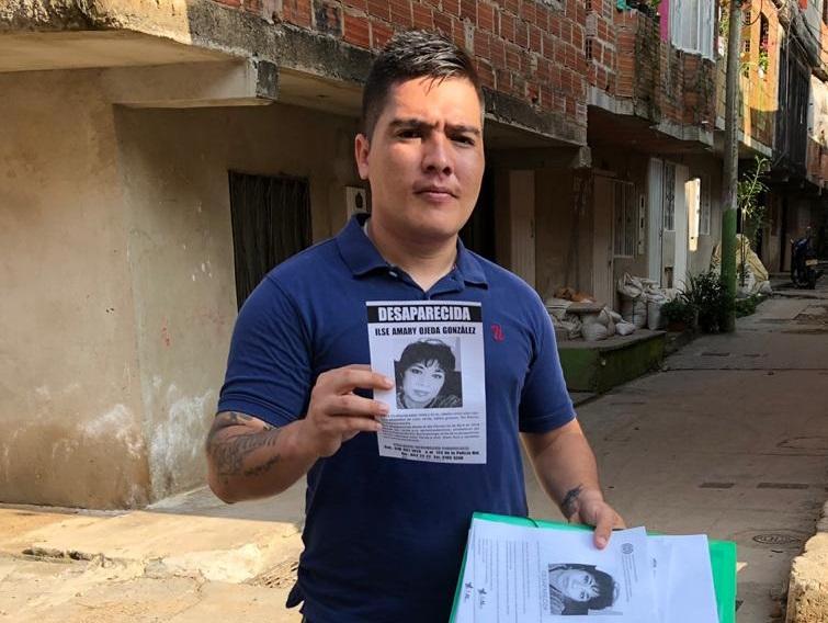 Juan G. Valderrama es procesado por la desaparición y muerte de la chilena.