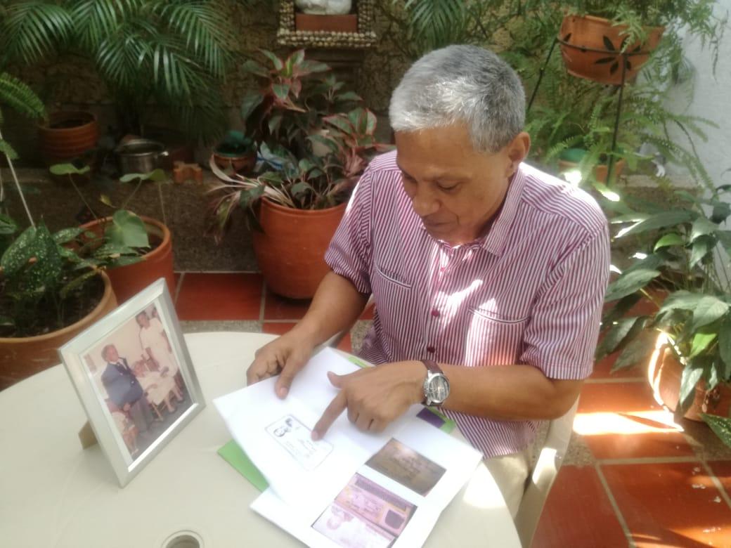 Folclorista José Atuesta Mindiola