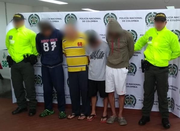 Capturan 9 personas en Antioquia, entre ellas un indígena, por presuntos abusos sexuales con niños