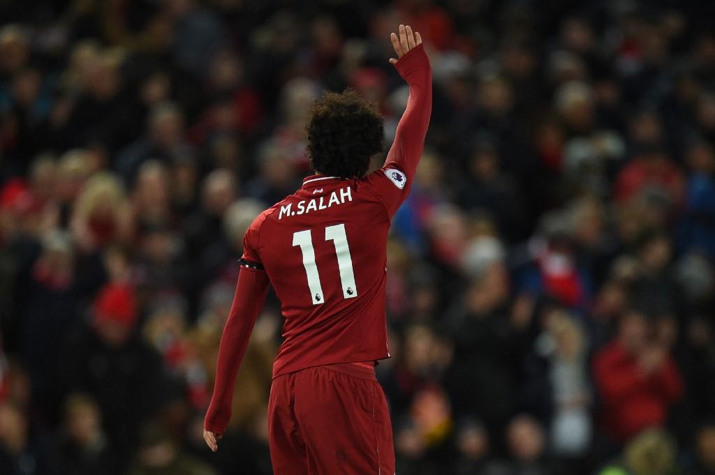 Mohamed Salah, futbolista egipcio