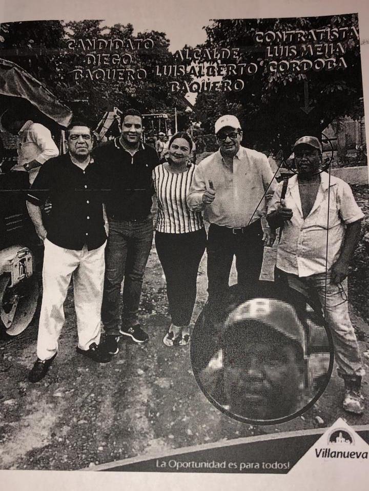 Foto denuncia Guajira