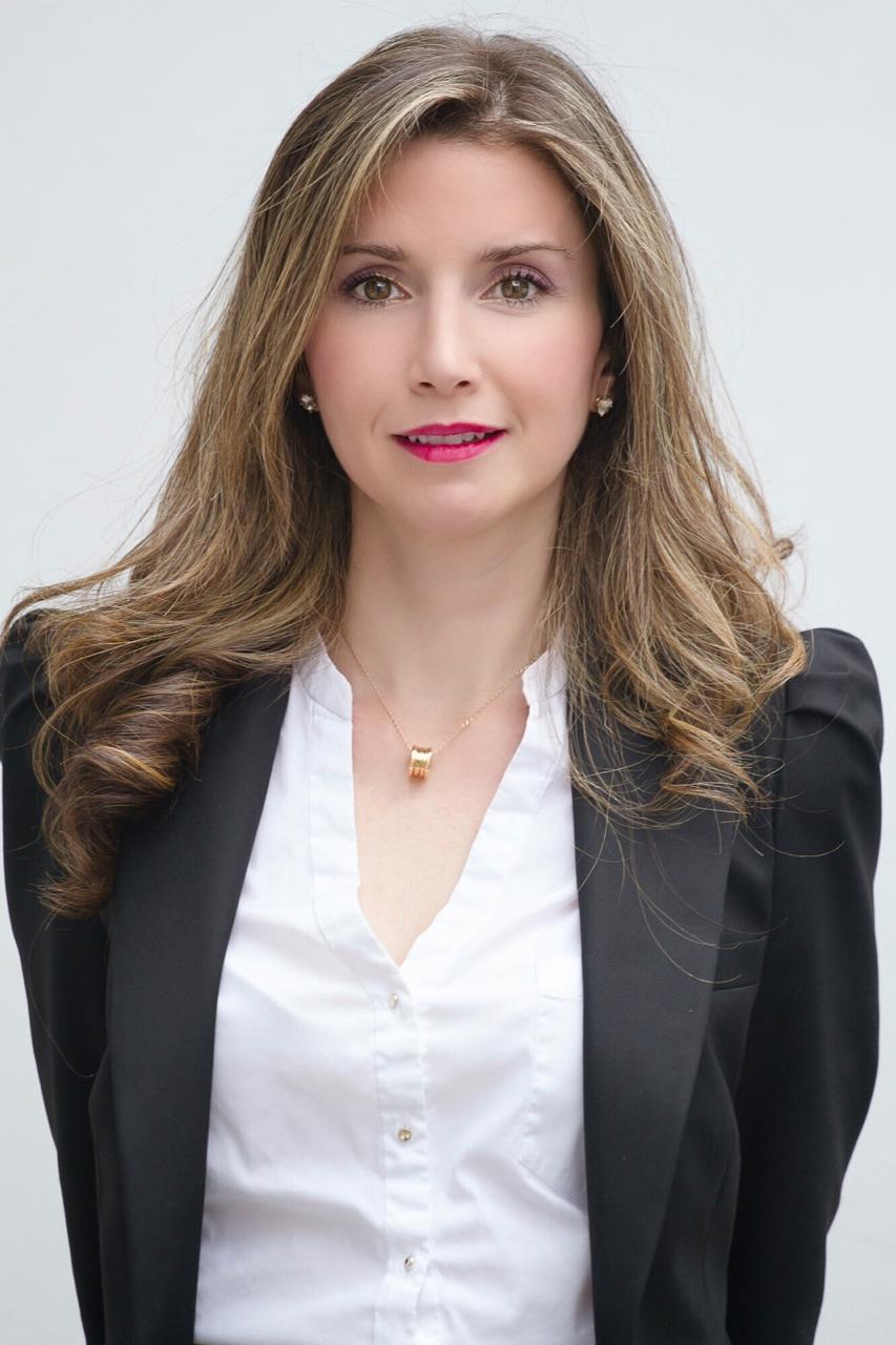 Catalina Irurita, vicepresidenta de Marketing y Comunicaciones de Ericsson.