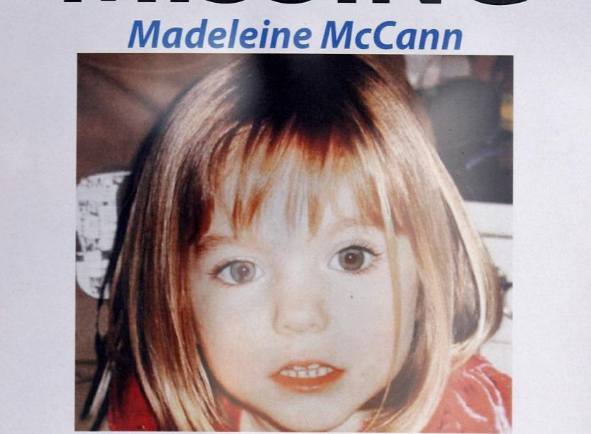 Madeleine McCann: