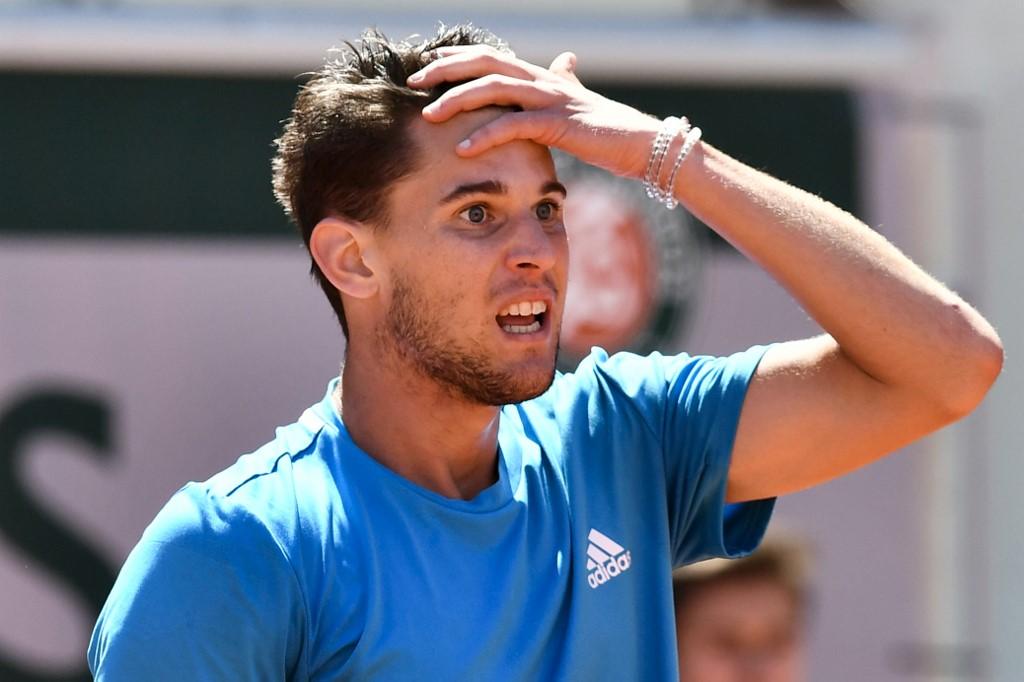Dominic Thiem derrotó a Novak Djokovic   RCN Radio