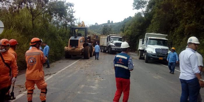 Pereira y Santa Rosa de Cabal, en alerta naranja ante deslizamientos - RCN Radio