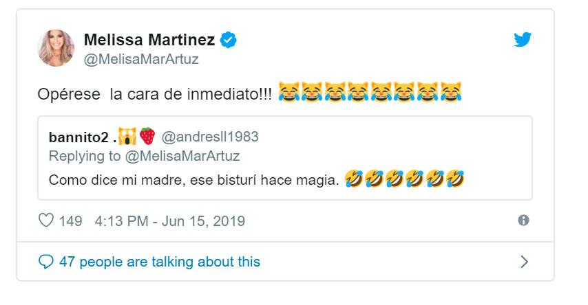 Trino Melissa Martínez