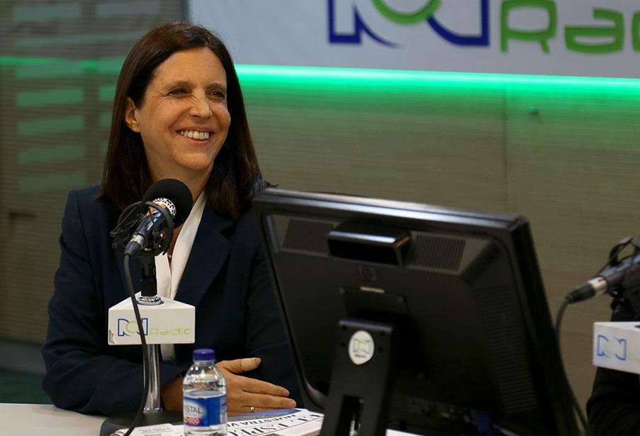 Sylvia Escovar, presidenta de Terpel.
