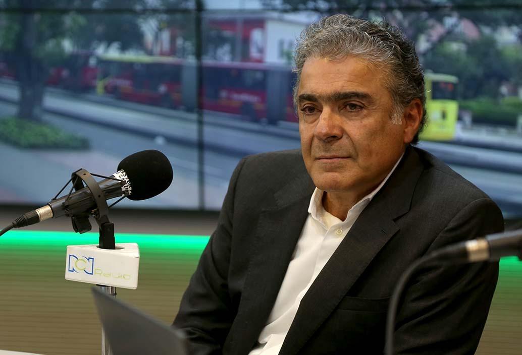 David Bojanini, presidente del Grupo Sura.