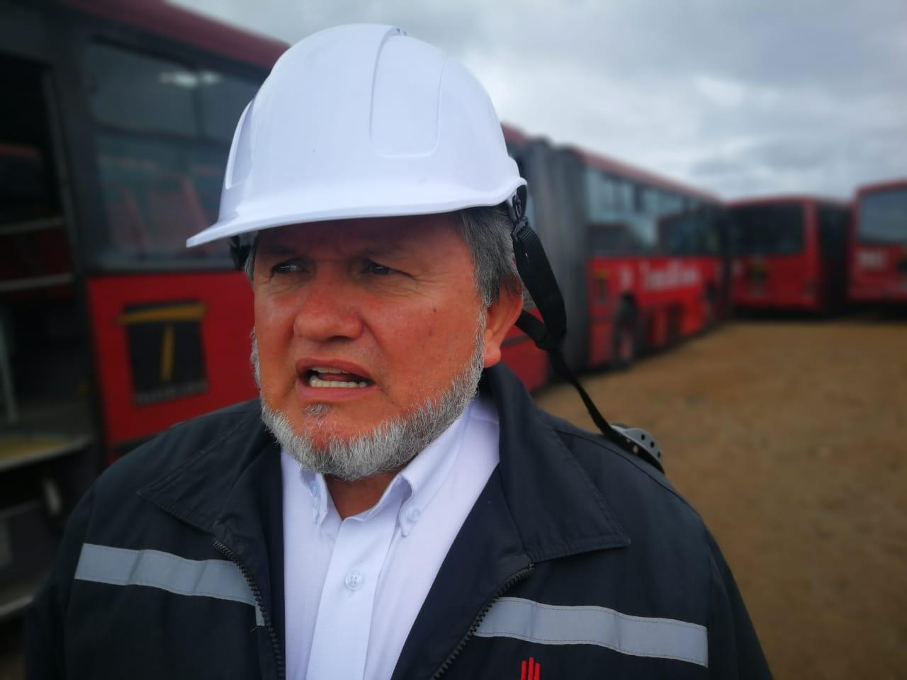 Jacobo Pulido González, Director Administrativo de la Siderúrgica Nacional, Sidenal