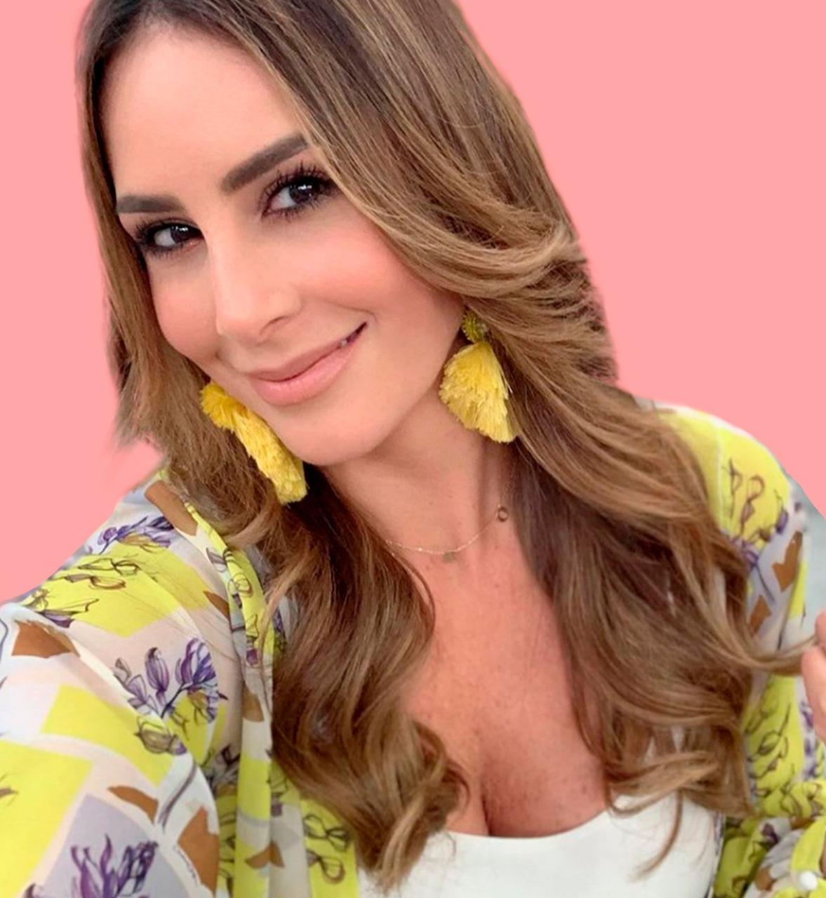 Carolina Soto se cambió sus implantes de senos