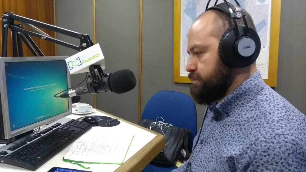 Mauricio Albarracín, en entrevista con RCN Radio