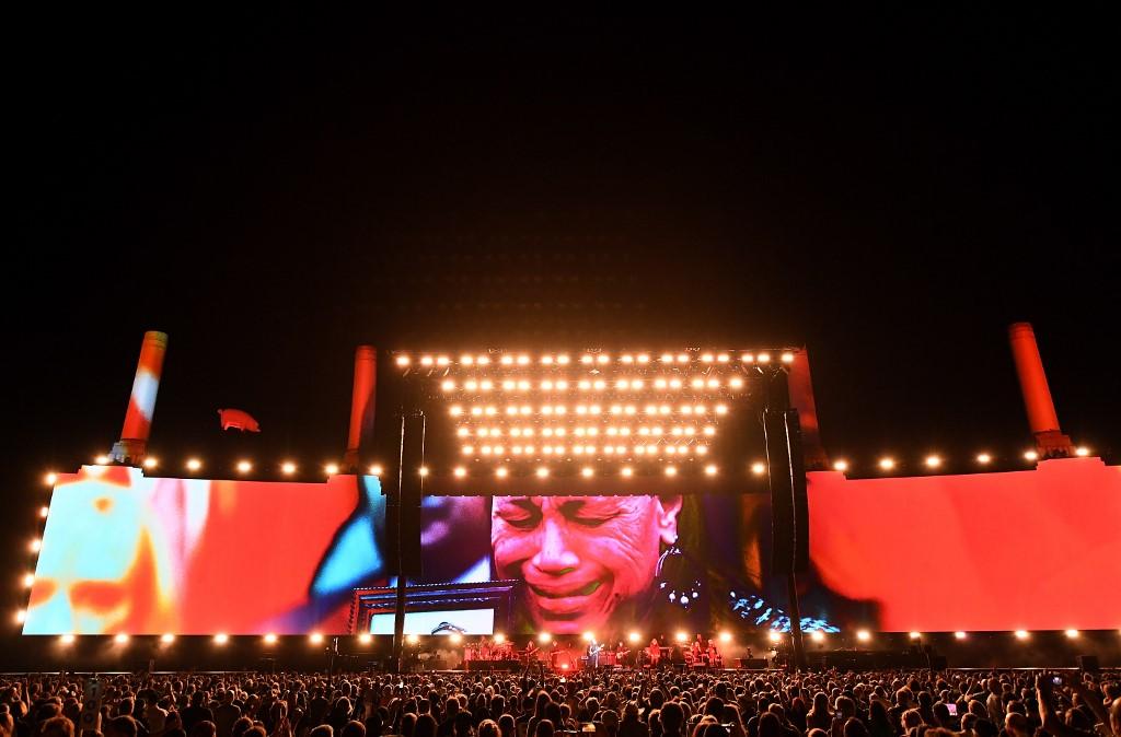 Concierto de Roger Waters en Indio, California (2016)