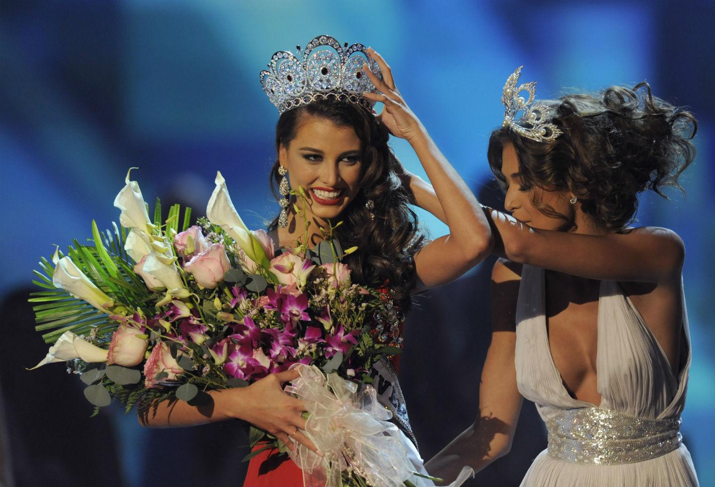 Stefanía Fernández, Miss Universo 2009